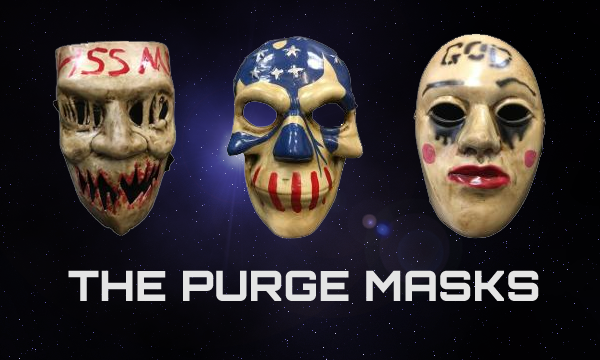 The Purge Masks for sale