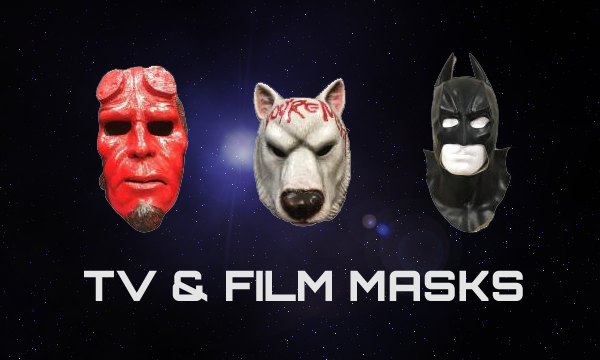 TV Masks and Film Masks for sale