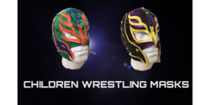 Children Wrestling Masks