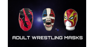 Adult Wrestling Masks