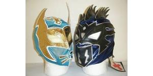 Childrens Wrestling Mask Sets