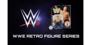 WWE Retro Figure Series