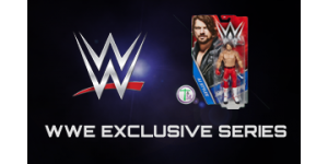 WWE Exclusive figures