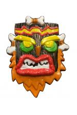 Uka Uka - Crash Bandicoot Ooga Booga Man Game Mask REPLICA