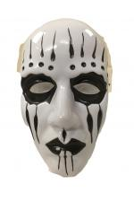 Joey Jordison - Plastic Slipknot Style Mask Cosplay Band