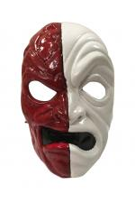 Da Kurlzzz - Hollywood Undead Mask Album Band Cosplay Fancy