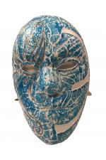 Johnny 3 Tears - Hollywood Undead Mask Album Band Cosplay Fancy