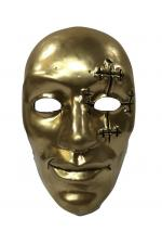 Danny Boy Gold - Hollywood Undead Mask Album Band Cosplay Fancy