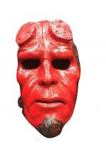 HellBoy - Hellboy Movie Cosplay Fiberglass Mask Fancy Dress