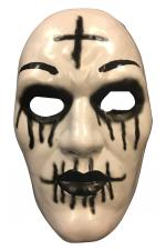 The Purge Anarchy + Cross Mask Movie Halloween Cosplay