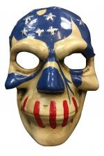 The Purge Election Year - USA Halloween Mask Cosplay Movie