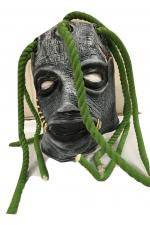 Slipknot Corey Taylor Dreadlocks Mask Cosplay Band