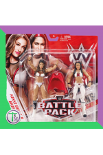 Nikki & Brie Bella Twins Battle 43