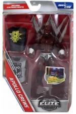 Apollo Crews Elite Series 49 Wrestling Figure