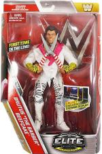 Brutus The Barber Beefcake Elite Series 49 WWE Wrestling Figure