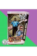 WWE Wrestling Action Figure Elite Series 14 Big Boss Man