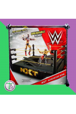 NXT SUPERSTAR WRESTLING RING FOR WWE FIGURES