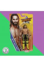 Seth Rollins Summerslam 207 basic series WWE wrestling action fi