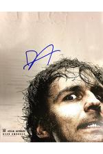 Dean Ambrose hand signed poster autograph 11x14 inch