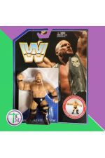 Stone cold Steve Austin retro series 2 WWE wrestling action figu