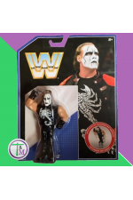 Sting WWE retro series 2 wrestling action figure