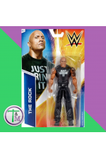The Rock - WWE basic series 54