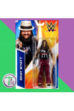 Bray Wyatt - WWE basic 55 figure