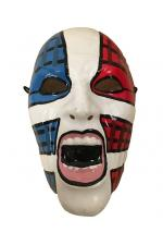 Jeff Hardy Mask WWE Wrestling Cosplay Fancy Dress