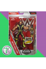 WWE wrestling figures Mattel Elite Series