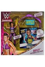 BAYLEY - WWE ULTIMATE FAN PACK (WITH DVD & ACCESSORIES)