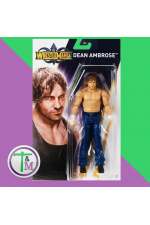 Dean Ambrose - Wrestlemania 34 WWE basic