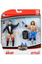 Finn balor v Aj styles elite double pack