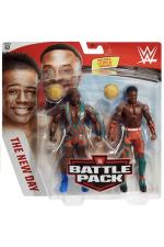 Big e & Xavier Woods Battle Pack Series 63