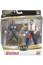 Rey Mysterio Samoa joe elite double battle pack