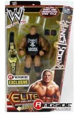 Brock Lesnar - Ringside Exclusive