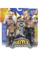 CM Punk vs The Undertaker Battlepack Series 25