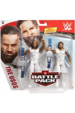 The Uso's - Jimmy & Jey Battlepack Series 64