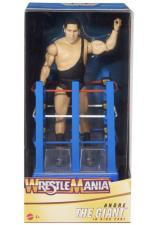 Andre The Giant Wrestlemania Ring moments