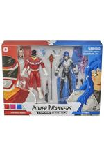 In space red power ranger v astronema- lightning collection seri