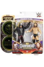 The Fiend v Daniel Bryan series 3 figures championship showdown