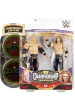 Kane v edge wwe championship showdown series 3