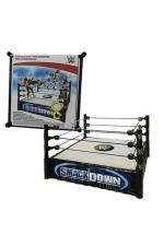 WWE SMACKDOWN TOY WRESTLING RING FOR FIGURES