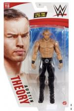 Austin Theory Basic series 118 wrestling figure