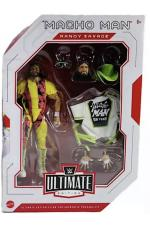 Macho man Randy savage ultimate edition figure