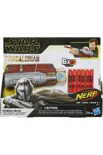 Star Wars NERF The Mandalorian Rocket Gauntlet, NERF Dart-Launch