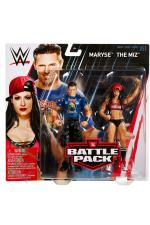 The Miz & Maryse - WWE BATTLE PACK 51