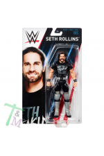 Seth Rollins - WWE Basic 85 figure