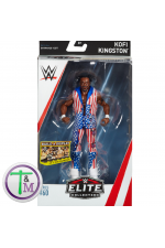 Kofi Kingston WWE ELITE 60 FIGURE