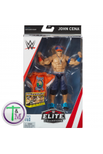 John Cena WWE ELITE 60 FIGURE