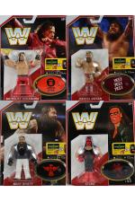 Full Series ( 1 Of Each ) - WWE Retro series 6